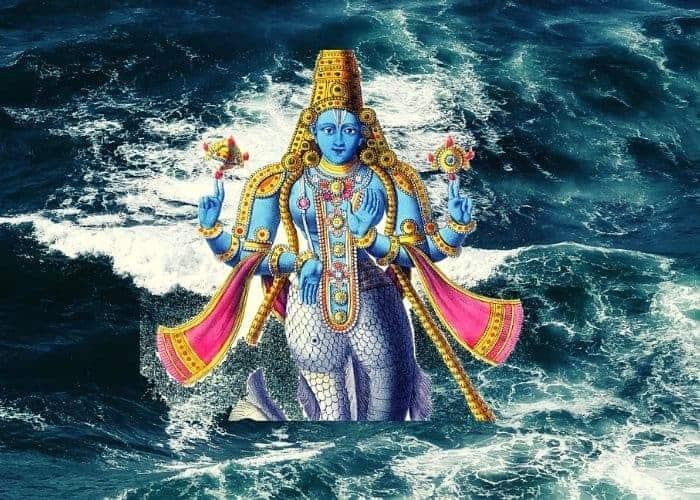 Agni Purana | अग्निपुराण – दूसरा अध्याय | Chapter – 2 – Matsya Avatar