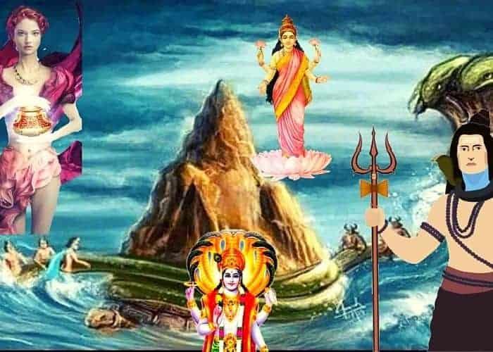 Samudra Manthan | समुद्र मंथन कूर्म तथा मोहिनी अवतार की कथा तीसरा अध्याय। Chapter – 3