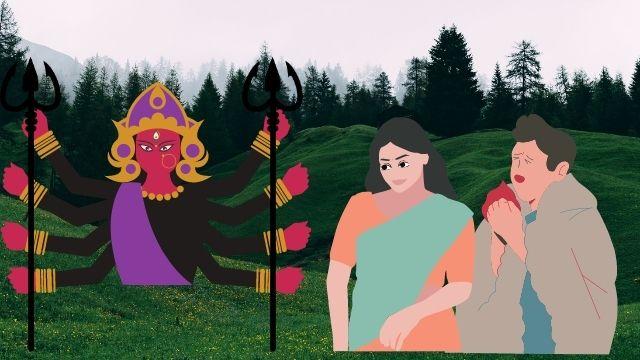 चैत्र नवरात्रि व्रत कथा