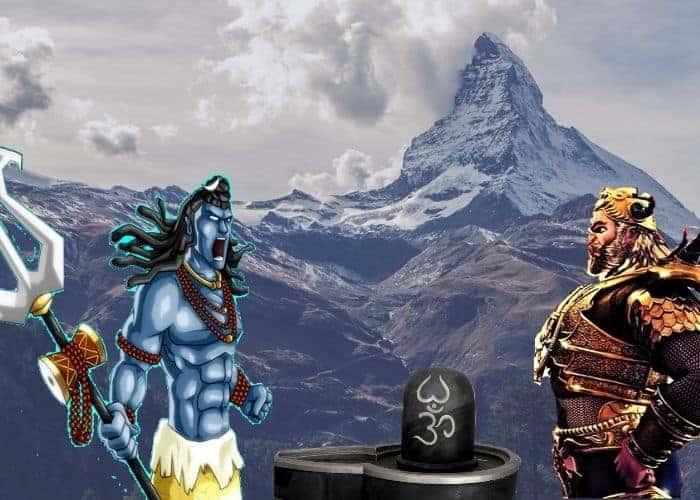 Lord Shiva and Ravana – रावण की शिव भक्ति के 2 अनोखे किस्से, जानिए कहाँ हुई रावण से ग़लती