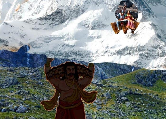 Ravana and shiva story in hindi