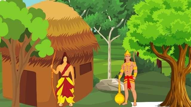श्री राम अयोध्या लौट गए