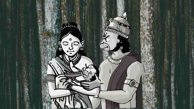 हनुमान जी का जन्म कैसे हुआ - Hanumanji ka Janam