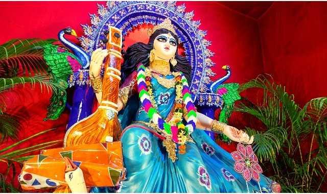 सरस्वती आवाहन 2021 तिथि, पूजा विधि, महत्व और कथा