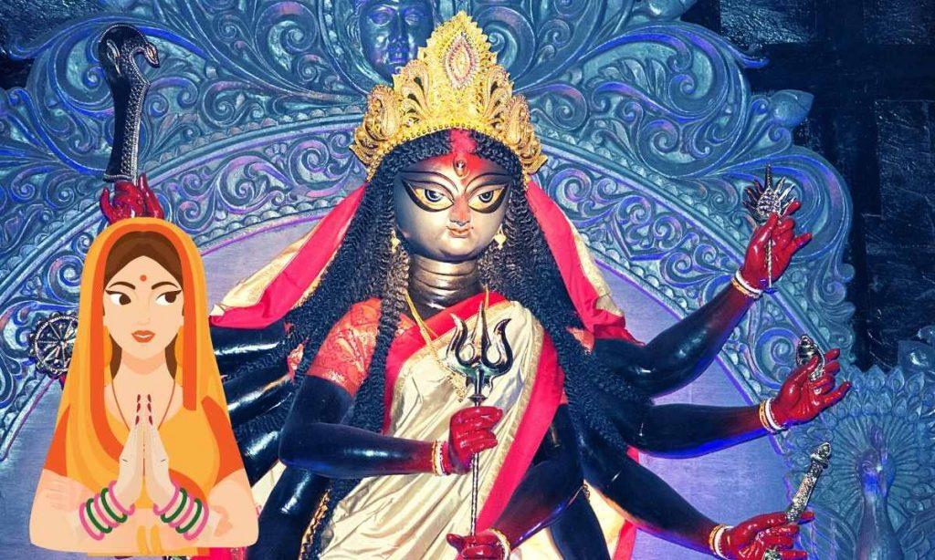 9 शक्तिशाली माँ काली को बुलाने का मंत्र अर्थ सहित